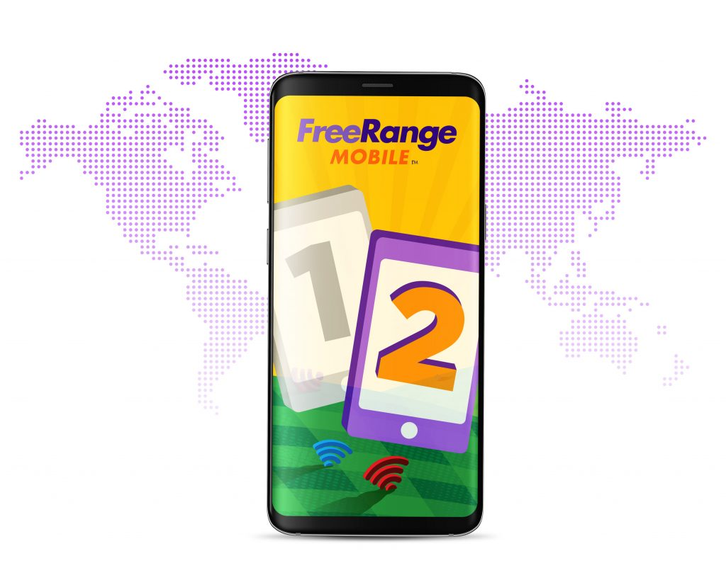 FreeRange Mobile - Like Having 2 Phones in 1